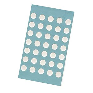 Dot-matrix display, 5 x 7 dot format, 8.0 mm, red, anode KINGBRIGHT TA12-11HWA