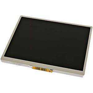 TFT display 10.9 cm (4.3) with touch panel, 480x272 WQVGA EMERGING DISPLAY TECHNOLOGIES GET0430G0DH6