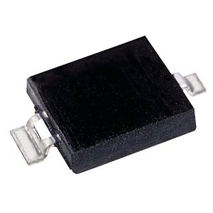 SMD photodiode, 34µA/800...1100nm OSRAM OPTO BP104FS