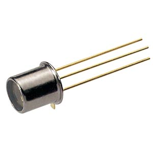 Phototransistor, > 1.6mA/50V/420 - 1130 nm OSRAM OPTO BPY62-4