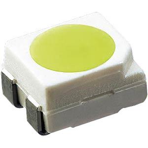 LED, SMD 3430, 560 mcd, PLCC4, gelb OSRAM OPTO LY E67B-U2AA-26-1-Z
