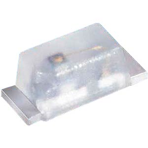 LED, SMD 1608 (0603), kaltweiß, 71 mcd, 170° OSRAM OPTO LW L283-Q1R2-3K8L-1