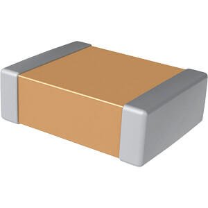 SMD keramische condensator, 0805, 47 nF, 50 V, -20 … +80%, MLCC RND COMPONENTS RND 1500805Y473Z500NT