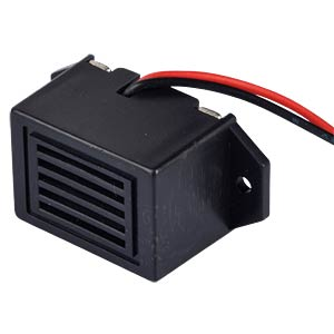 Miniature buzzer, 9–15 V FREI SUMMER12V