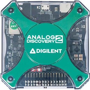 Oszilloscope Analog Discovery 2 DIGILENT 410-321