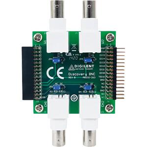 DIGIL 410-263 - BNC-Adapterplatine für das Analog-Discovery-2