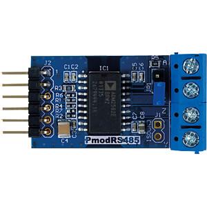 DIGIL 410-310 - Pmod RS485: Isolierte Hochgeschwindigkeits-Kommunikation