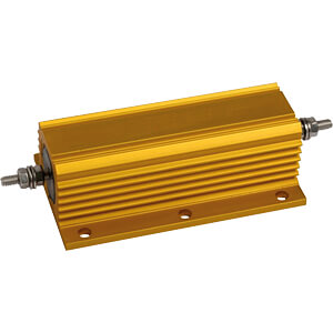 Drahtwiderstand, axial, 300 W, 220 mOhm, 5% RND COMPONENTS RND 155300 R22 J