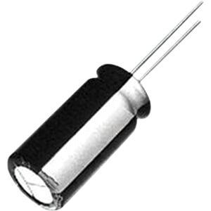 E-Cap, radial, 22 µF, 10 V, RM 1,5, 105°C, 1000 h, 20% PANASONIC EEAGA1A220