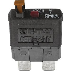 KFZ-Sicherung, 8 A, beige ETA 1610-H2-8A