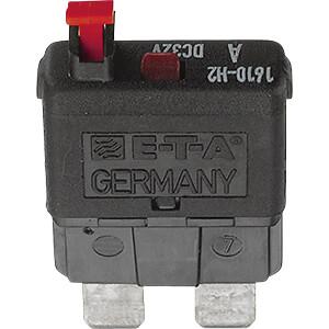 KFZ-Sicherung, 10 A, rot ETA 1610-H2-10A