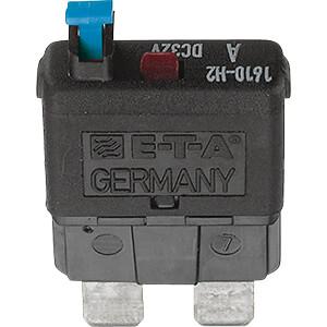 KFZ-Sicherung, 15 A, blau ETA 1610-H2-15A
