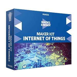 IS 9-631-67089-2 - Maker Kit für Internet of Things (DE)