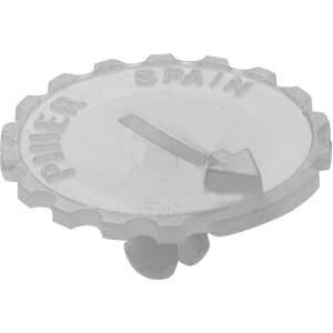 PIH 5371 WHITE - Rändel für Trimmer PT 15