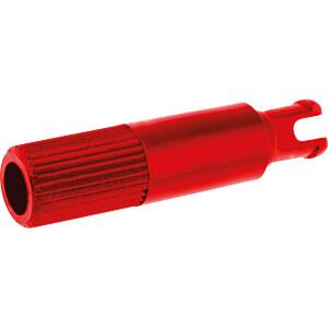 PIH 5214 RED - Steckachse für Trimmer PT 15
