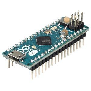 Arduino Micro, ATmega32u4, microUSB ARDUINO A000053
