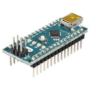 Arduino Nano V3.3, ATmega 328, Mini-USB ARDUINO A000005