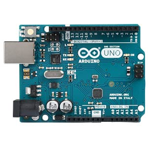 Arduino Uno, Rev. 3, ATmega328, USB ARDUINO A000073