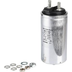 Becher-Elko, radial, 50 µF, 400 V, 85°C, 30000h, 5% KEMET C44AFFP5500ZE0J