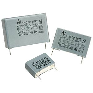 Noise capacitor 220N FREI