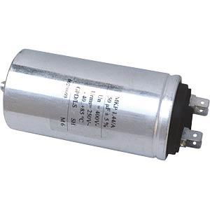 Becher-Elko, radial, 20 µF, 400 V, 85°C, 30000h, 5% KEMET C44AFFP5200ZE0J
