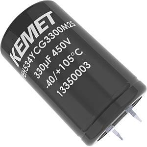 Elko, radial, 680µF, 250V, 105°C KEMET PEH534SCF3680M2