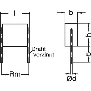 Kondensator 4,7N, 400V FREI