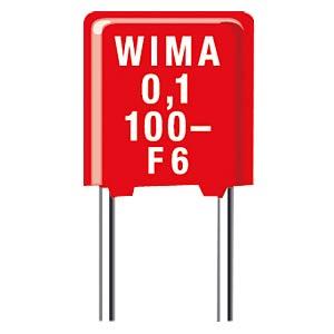 Wima film capacitor, Rm 5mm 6.8nF WIMA FKS2G016801B00KSSD
