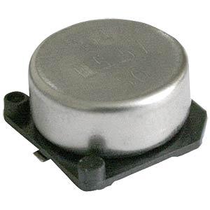 SMD V-Chip 0.1 F/5.5 V, 260° Reflow NIC COMPONENTS NEXCW104Z5.5V10.7X5.5TRF