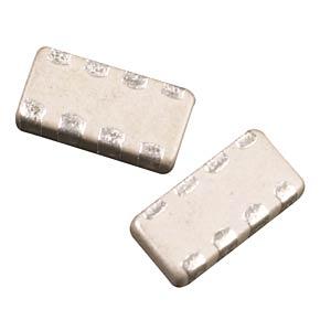 SMD resistor network, 1206, 10Ohm YAGEO YC164-JR-0710RL