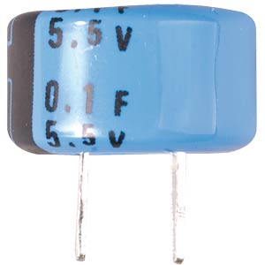 Speicherkondensator, Raster 5mm, 100.000µF FREI