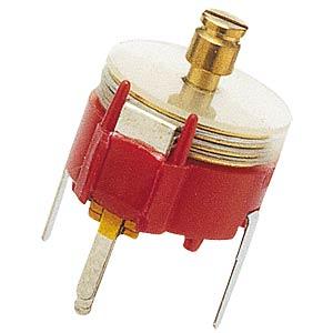 Trimmerkondensator, 4,5 - 70pF, gelb VISHAY