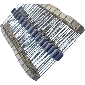 Wire resistor, axial, 3W, 1.2 Ohm, 5% VITROHM CRS300JT-73-1R2AA