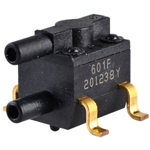 Differential pressure sensor, SMD, relative, ± 1 psi HONEYWELL 26PC01SMT