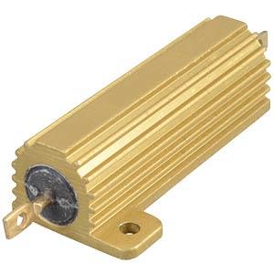 50-watt wirewound resistor, series RH050, 1.0kOhm VISHAY RH0501K000FE05