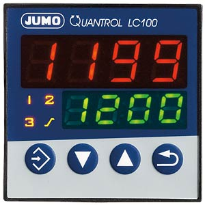 Quantrol LC100, analogue, 20–30 V AC/DC JUMO 00601595