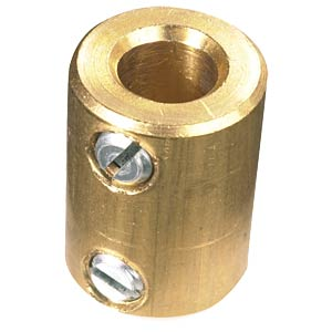Shaft coupler from 4 mm to 6 mm MENTOR
