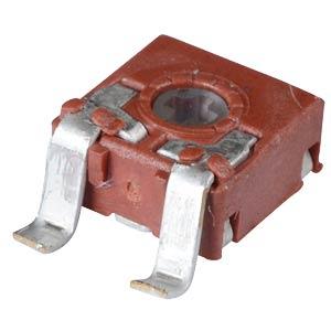 Einstellpotentiometer, SMD, stehend, 10 kOhm, 6 mm ARAGONESA DE COMPONENTES CA6HSMDT&R-10KA2020