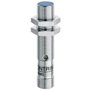 Proximity sensor, NO, M12, 8.0mm, M12 CONTRINEX DW-AS-523-M12