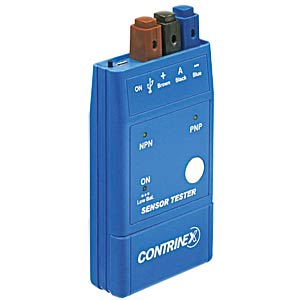Sensortester bis 100 mA, LED, Summer, Micro-USB CONTRINEX ARE-0000-010