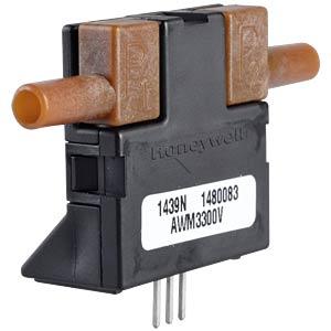 Flow sensor, amplified, 0 - 1slpm HONEYWELL AWM3300V