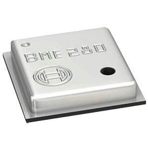 Combo sensor, press./humid./temp., 1.71 ... 3.6 V BOSCH BME280