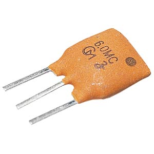 Ceramic resonator 4.00 MHz MURATA