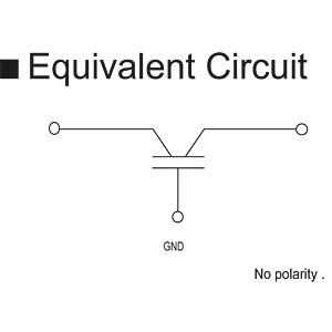 EMI suppression filter EMIFIL, 3-pin, 1000pF MURATA DSN6NC51H102Q55B