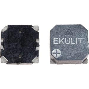Signalgeber, 85 dB, 3,0 V, 2730 Hz, SMD EKULIT SMD-08A03