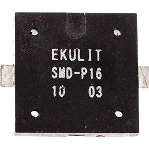 Piezosummer, 70 dB, 3,0 V, 4000 Hz, SMD EKULIT SMD-P16
