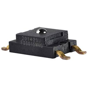 Force sensor, SMD, 0 - 15 N HONEYWELL FSS015WNGB