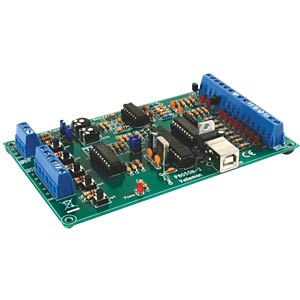 Kit: USB experiment interface board VELLEMAN K8055N
