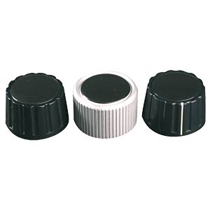 Rotary knob with marker for 6-mm axis NOTE: please order cover s MENTOR 333.61