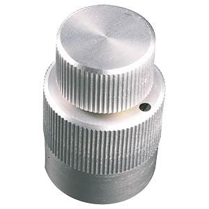 Knopfautomat für 6mm-Poti MENTOR 125.3